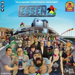 【陽光桌遊世界】ESSEN The Game: SPIEL'13 埃森圖板遊戲 德國桌上遊戲 Board Game