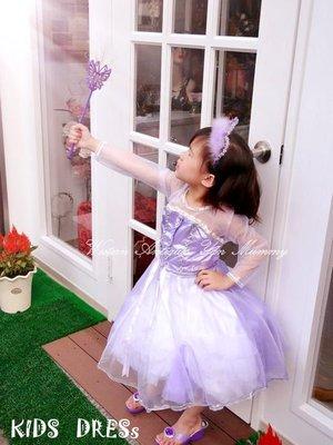 魔幻飛馬紫色芭比公主造型服~萬聖節生日派對~妍媽咪兒童禮服出租