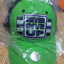 [美國瘋潮]正版 WWE John Cena Cenation Respect Hat 尊重國度最新綠色款棒球帽熱賣中