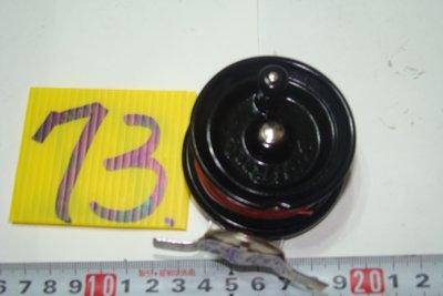 采潔 日本二手外匯釣具  富士輪20Fuji  前打輪 牛車輪 日本製  二手釣具 釣竿 捲線器 編號K73