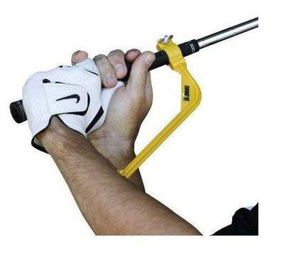 GOLF 高爾夫揮桿姿勢矯正器 揮杆矯正 上桿下桿輔助 改善右曲球【GOLA28】