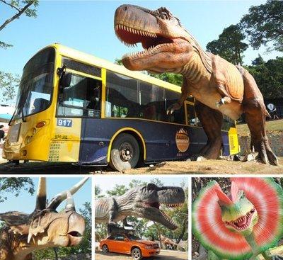 【展覽優惠券】「百果山探索樂園」8000坪超大場地