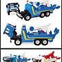 【W先生】華一 HY TRUCK 1:50 1/50 拖吊車 工程車 金屬模型 合金模型