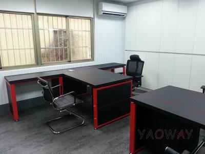 【耀偉】OTTO系統工作站 (辦公桌/辦公屏風-規劃施工-拆組搬遷工程-組合隔間-水電網路)6