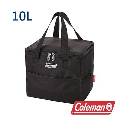 【山野賣客】Coleman美國 冷黑保冷袋 保溫袋 冰桶 野餐籃 保冰袋 10L CM-27228