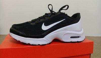 二手㊣品【NIKE】氣墊鞋 慢跑鞋黑色網布透氣女鞋(美國SIZE:6)