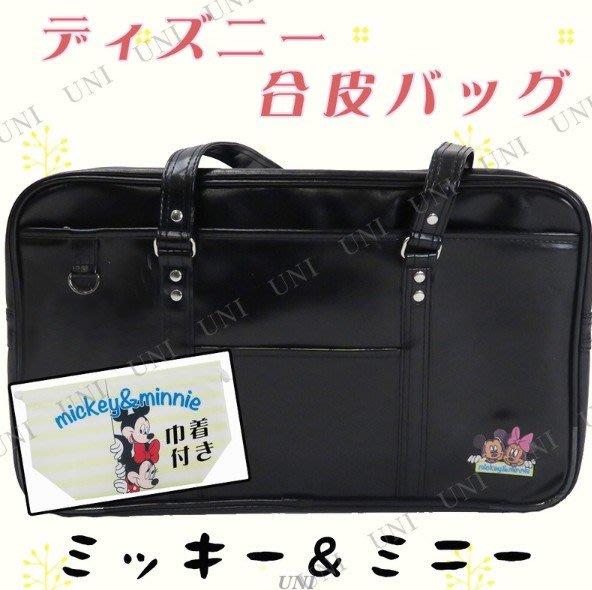 ☆╮Darling Baby ☆ 迪士尼米奇皮革材質包