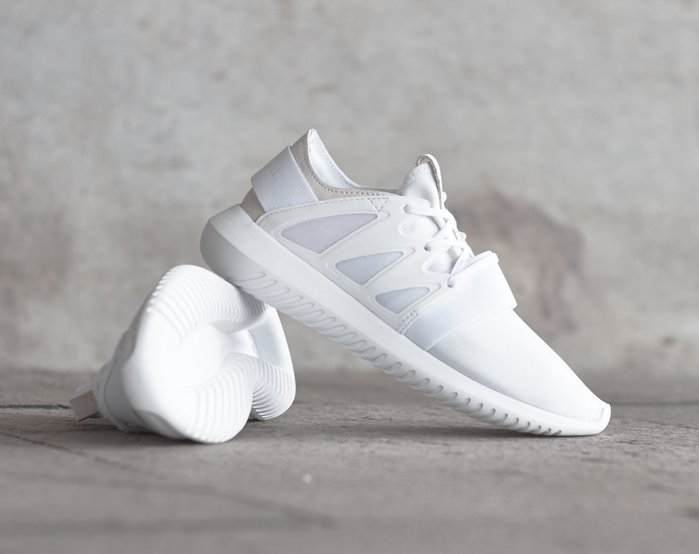 ☆AirRoom☆【現貨】ADIDAS Originals TUBULAR VIRAL 白 純白 S75583 y-3