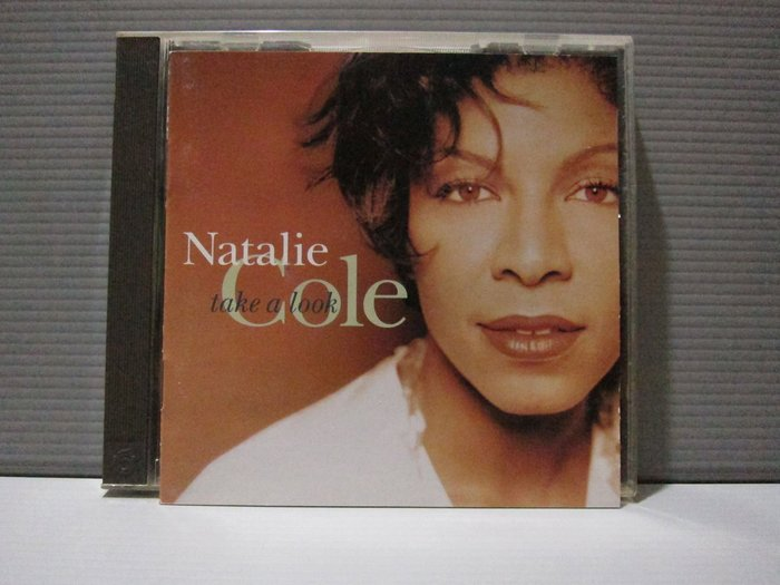 NATALIE COLE - Take a Look 娜塔莉 科爾 原版CD片佳 保存良好