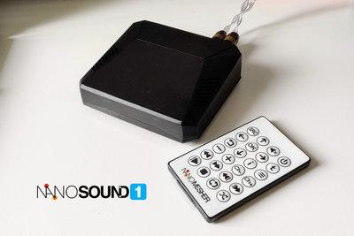 NanoSound One Player-完整的播放器