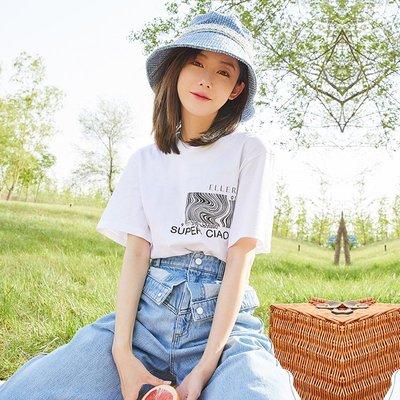 尹茵小姐·現貨7折YOUNIQUE買手店設計師Ellery新品休閒寬松T恤上衣
