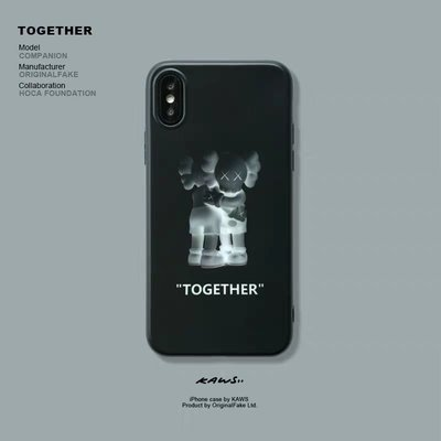 iPhone case手機殼\nKAWS TOGETHER