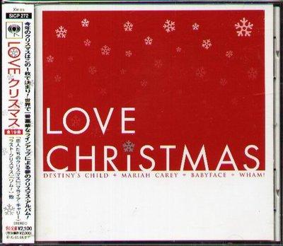 K - LOVE CHRISTMAS - 日版 Babyface Macy Gray 3T Andy Williams