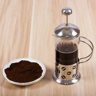 手動咖啡壺 家用法壓壺耐熱玻璃衝茶器手衝過濾杯法式濾壓壺  快速出貨