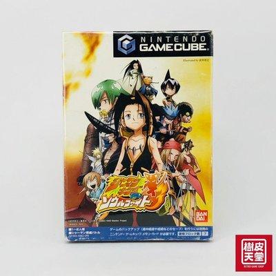GC 通靈童子 靈魂之戰 シャーマンキング ソウルファイト NINTENDO GAMECUBE