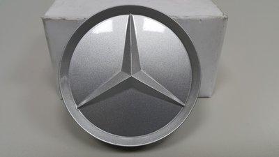 BENZ W124 1986-1995 輪胎蓋 輪胎 中心蓋 鋁圈中心用 (銀色漆面) 2014000425