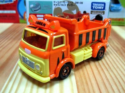 TOMICA (DISNEY) DM-09 跳跳虎卡車