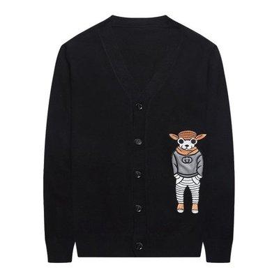 男士針織衫韓版修身男潮流打底男針織外套 毛衣外套 長袖開衫t6591