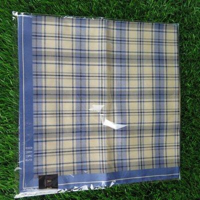 iSport 禮品 日本代購  英國 DAKS 專櫃品牌 日本製 毛巾手帕 DAKSHANKIE-  兩色 交換禮物