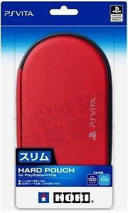 HORI PSV PSVITA 1000 2000 2007 防撞硬殼包 主機包 PSV-159 紅色【台中恐龍電玩】