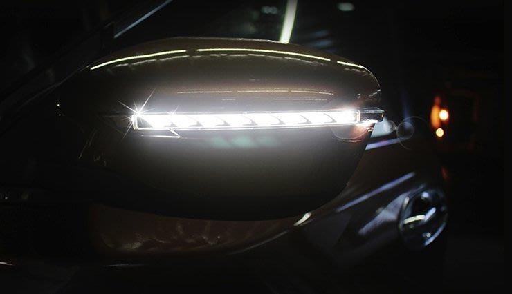 金強車業 NISSAN MURANO 2014原廠部品 後視鏡流水燈 跑馬燈 方向燈 小燈 定位燈 序列式
