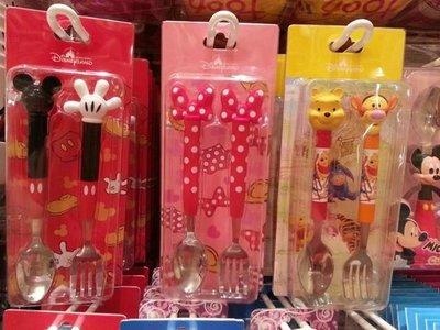(香代兒) 香港 迪士尼代購 Disney  米奇 米妮 維尼 餐具組