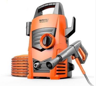 『格倫雅』汽車機 億力洗車機高壓洗車機220v家用一體機刷車泵便攜式清洗機水槍^13873