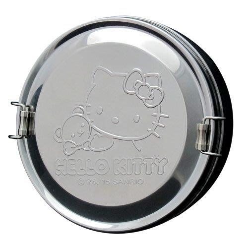 GIFT41  4165本通 三重店 Hello Kitty不鏽鋼便當盒KS-8115  4710891168159