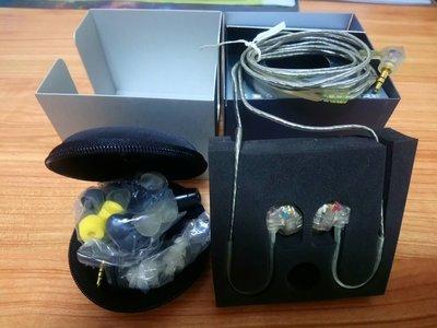 Shure E5C耳機