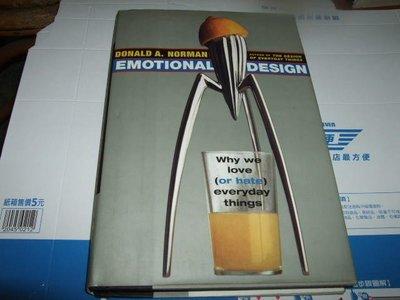 老殘二手書 EMOTIONAL DESIGN 0465051359