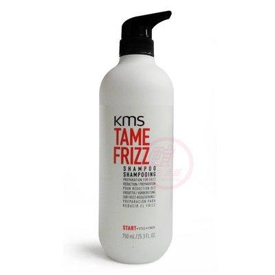 便宜生活館【洗髮精】KMS 馴服洗髮精750ml 自然捲與毛燥髮專用 全新公司貨 (可超取)