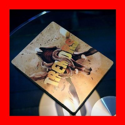 【BD藍光】從地心竄出:限量鐵盒版Tremors(台灣繁中字幕)阿波羅13 透明人 凱文貝肯