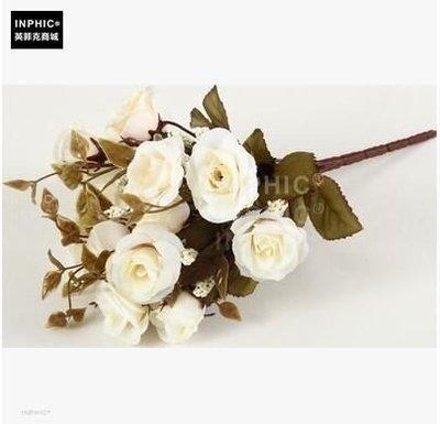 INPHIC-塑膠花娟插花花藝成品歐式假花套裝家居客廳整體擺設裝飾花-D款_S01870C