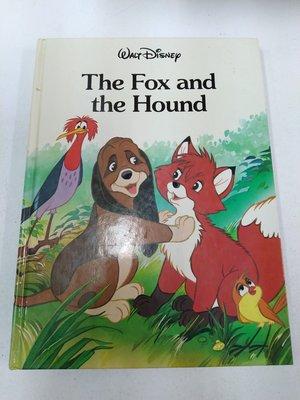 書皇8952:C11-5『Disney The Fox and Hound 狐狸與獵犬』ISBN:0831734728