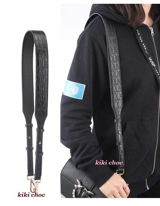 現貨♥kiki choc♥韓版 寬版動物紋/素面 包包替換可拆卸肩揹帶/寬背帶/斜揹帶/寬肩帶 包包揹帶背帶配件 MK