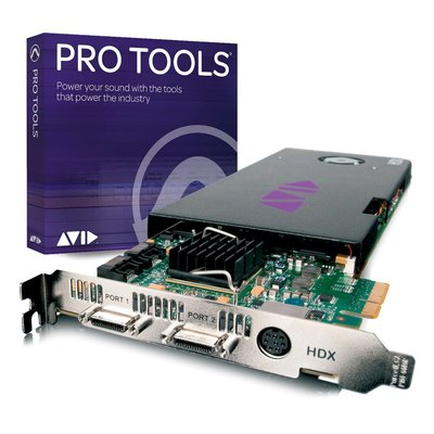 【幫你買】採用Pro Tools Ultimate 2018軟件的Avid Pro Tools HDX Core 全新
