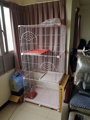 二手三層貓籠