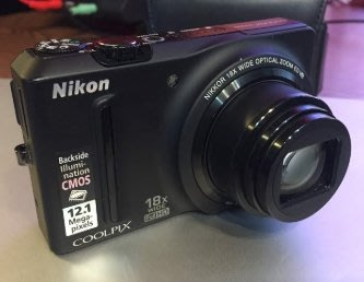 二手 NIKON S9100 數位相機 二手保固七日 正常品 取代s8200