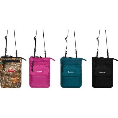 【紐約范特西】預購  / 現貨SUPREME FW19 Shoulder Bag 47TH 肩包