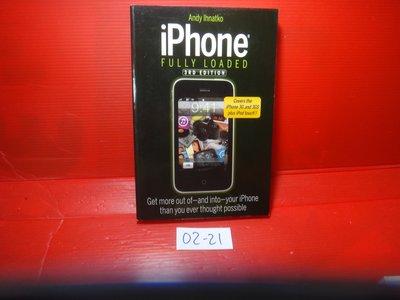 【愛悅二手書坊 02-21】iPhone Fully Loaded, 3/e (Paperback)