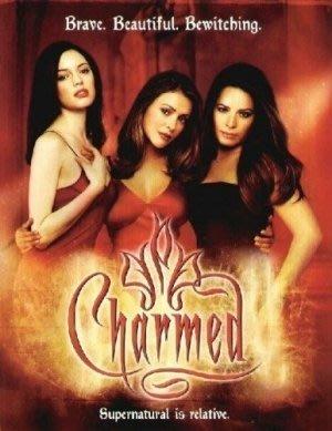 聖女魔咒 (Charmed) - 美國原版電視影集海報(1998年)