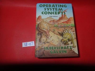 【愛悅二手書坊 18-07】Operating System Concepts    (劃記)