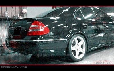 賓士 BENZ W211 AMG 後保桿  E63 E55 E320 E280 E200 E350