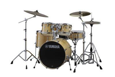 【金聲樂器】全新 Yamaha Stage Custom Birch  原木色 懸吊式 爵士鼓