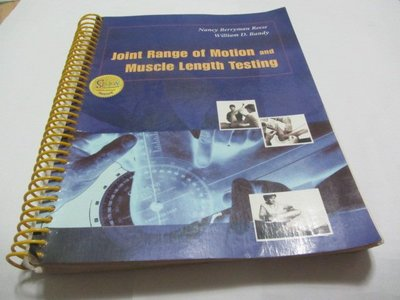 Joint Range of Motion and Muscle Length Testing》ISBN:0721689
