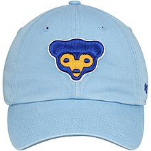 MLB小熊隊Chicago Cubs 47 Cooperstown Clean Up Adjustable 棒球帽