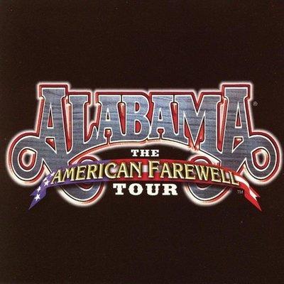 《絕版專賣》Alabama 阿拉巴馬合唱團 / The American Farewell Tour 告別演唱巡禮