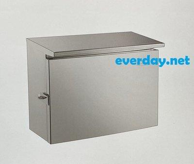 (永展) 1.2 加厚款 白鐵 不鏽鋼 防水箱 ST 開關箱 電信 電氣 接線 弱電 有1 2 3 4 5 6 連