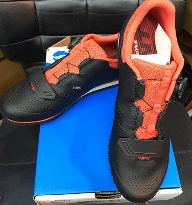2019新色上市 GIANT 捷安特 PRIME 自行車專用硬底鞋(Boa旋鈕) 黑紅