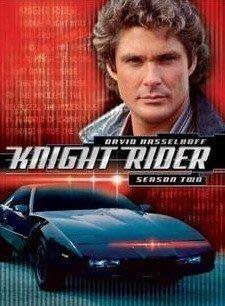 【霹靂游俠knight Rider】1-4季 4碟DVD